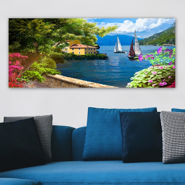 YTY157690019_50120 Multicolor Decorative Canvas Painting