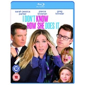 I Dont Know How She Does It Blu-ray
