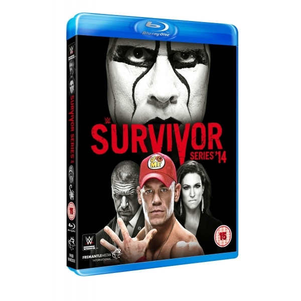 WWE: Survivor Series - 2014 Blu-ray