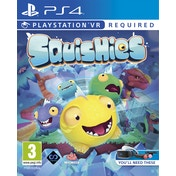 Squishies PS4 Game PSVR (PSVR Required)