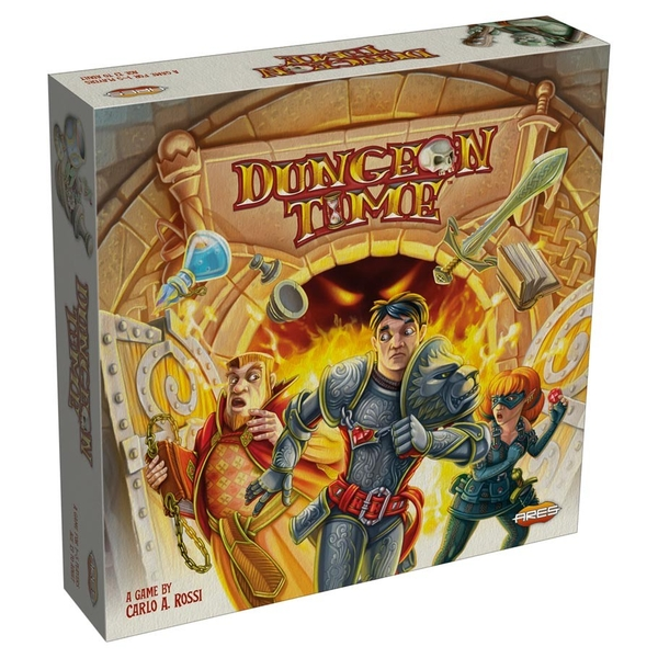 Dungeon Time Board Game