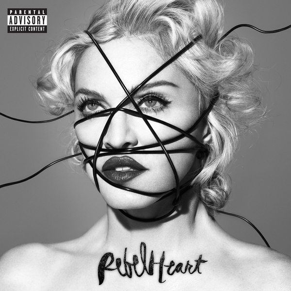 Madonna - Rebel Heart Deluxe Edition CD