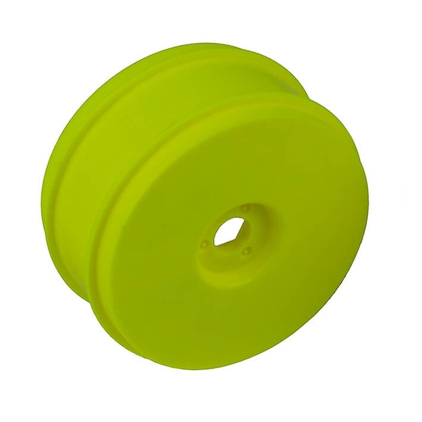 Team Associated RC8 83mm 1/8th Yellow Wheels (Pack of 4)