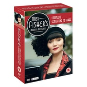 Miss Fisher's Murder Mysteries Series 1-3 DVD