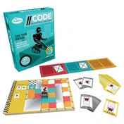 Ex-Display Thinkfun Code No.1 - On the Brink - Programming Game Used - Like New