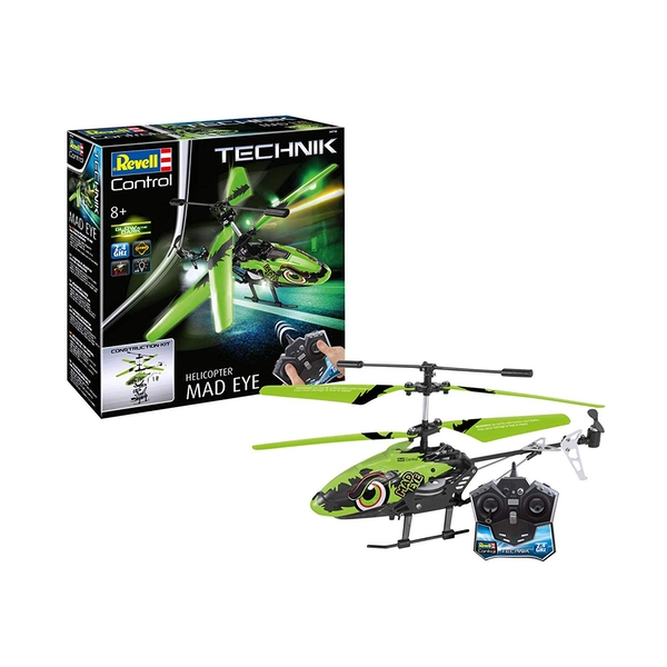 Mad Eye Helicopter Remote Controlled Revell Technik Kit
