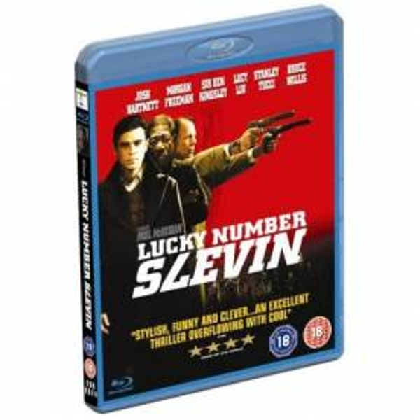 Lucky Number Slevin Blu-Ray