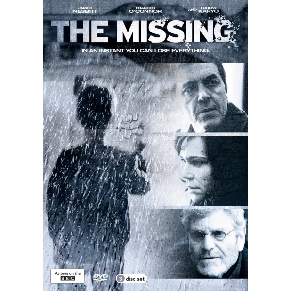 The Missing 2014 DVD