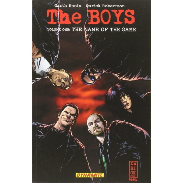 The Boys, Volume 1: The Name of the Game