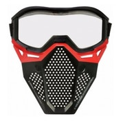 Nerf (Red) Rival Precision Battling Face Mask