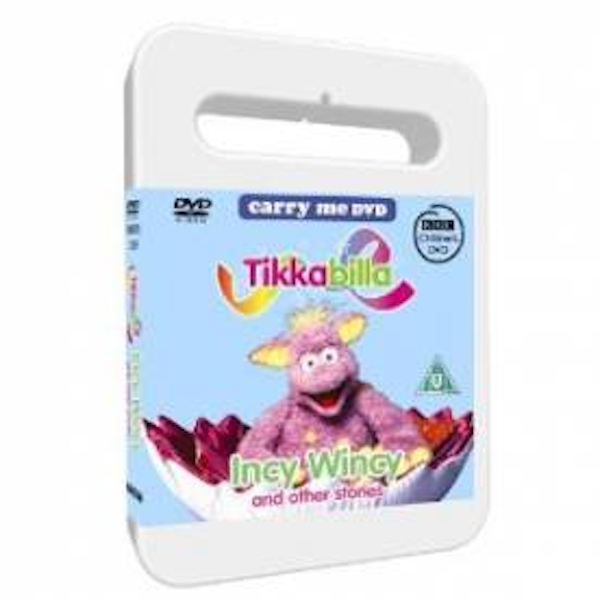 Carry Me - Tikkabilla - Incy Wincy And Other Stories DVD