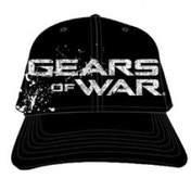 Gears Of War Skull Logo Flexfit Cap