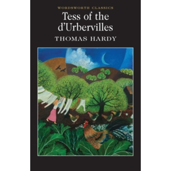 Tess of the d'Urbervilles by Thomas Hardy (Paperback, 1992)