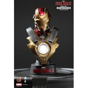 Hot Toys Marvel Iron Man Mark 17 Collectible Bust