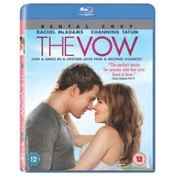 The Vow Rental Blu-Ray