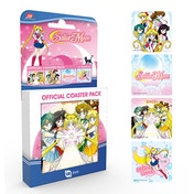 Sailor Moon Mix Coaster Pack