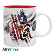Marvel - Ca Design Mug