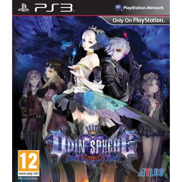 Odin Sphere Leifthrasir PS3 Game