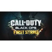 Call Of Duty Black Ops First Strike Map Pack Code PS3