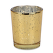 Set of 12 Speckled Tealight Candle Holders | M&W Gold - Image 5