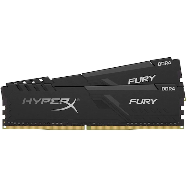 Kingston HyperX Fury 32GB (2x16GB) DDR4 PC4-28800C18 3600MHz Dual Channel Kit
