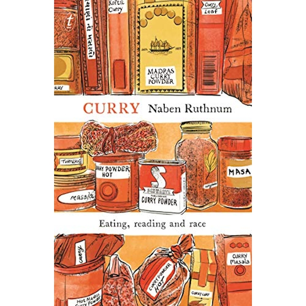 Curry Eating, Reading and Race Paperback / softback 2018