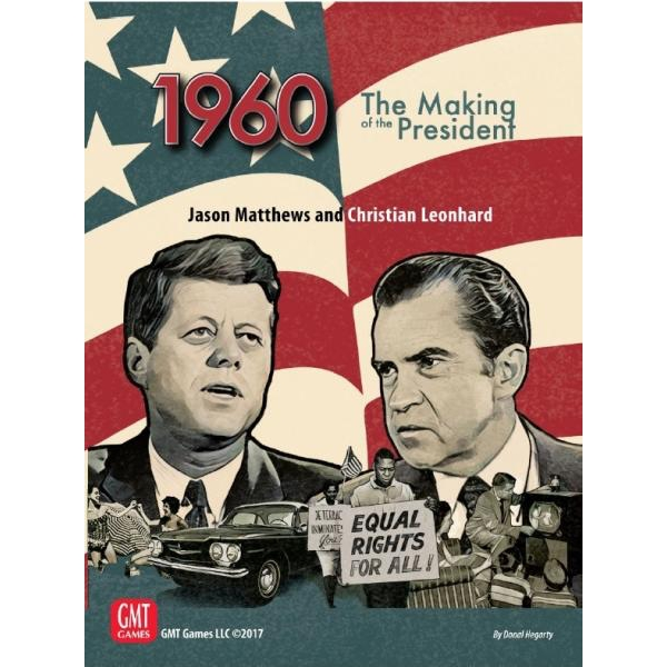 1960: Making of the President Card Game