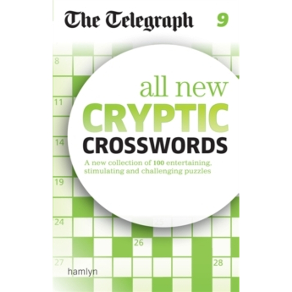 The Telegraph: All New Cryptic Crosswords 9