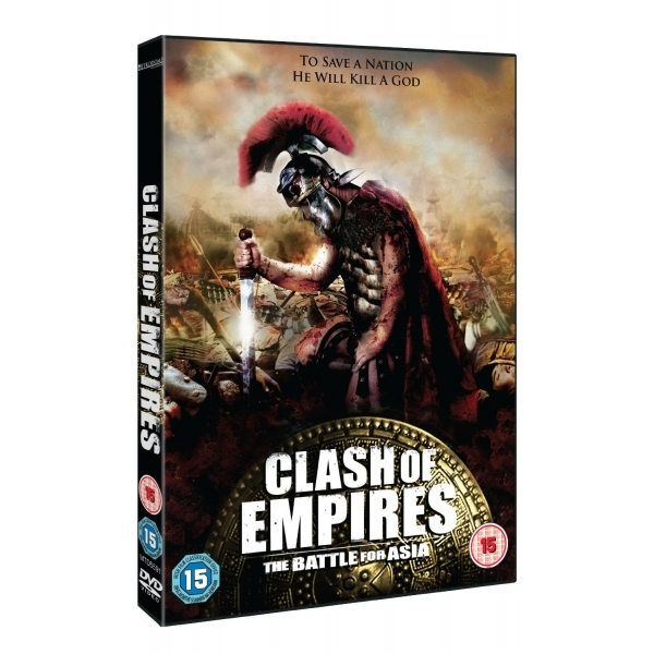 Clash of Empires Battle for Asia DVD