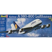 Airbus A380-800 Lufthansa 1:144 Revell Model Kit