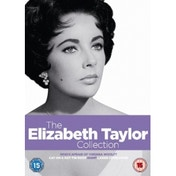 Elizabeth Taylor Box Set DVD