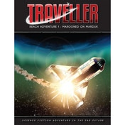 Traveller Adventure Marrooned on Marduk
