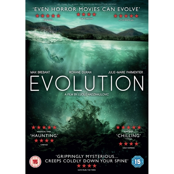 Evolution DVD (2016)