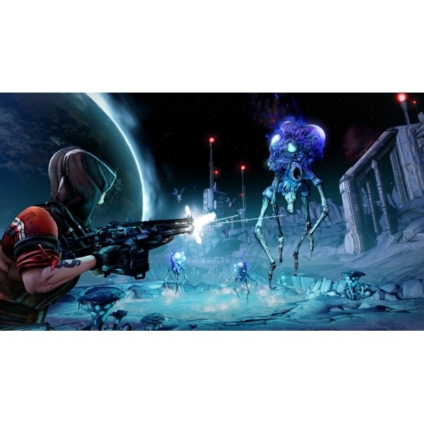 Borderlands The Pre-Sequel! PC Game (with Shock Drop Slaughter Pit DLC) (Boxed and Digital Code) - Image 8