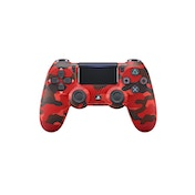 Sony DualShock 4 V2 Red Camo Controller PS4