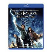 Percy Jackson and the Lightning Thief Blu-ray