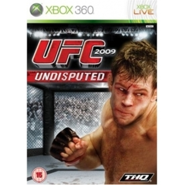 Ex-Display UFC 2009 Undisputed Game Xbox 360 Used - Like New