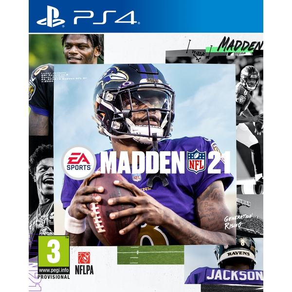 Madden NFL 21 PS4 Game - Image 1