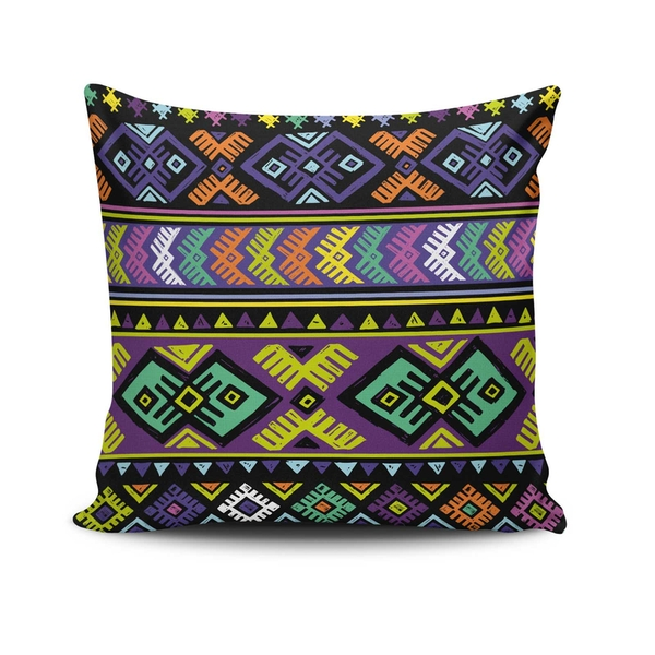 NKLF-298 Multicolor Cushion Cover