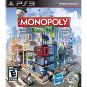 Monopoly Streets Game PS3 (#)