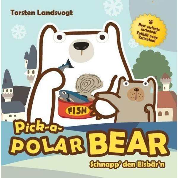 Pick A Polar Bear Game