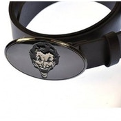 Batman The Joker Metal Buckle Belt In A Tin