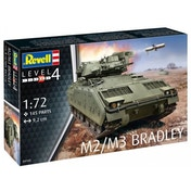 M2/M3 Bradley 1:72 Revell Model Kit