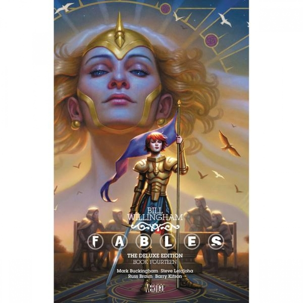 Fables  Volume 14 Deluxe Hardcover