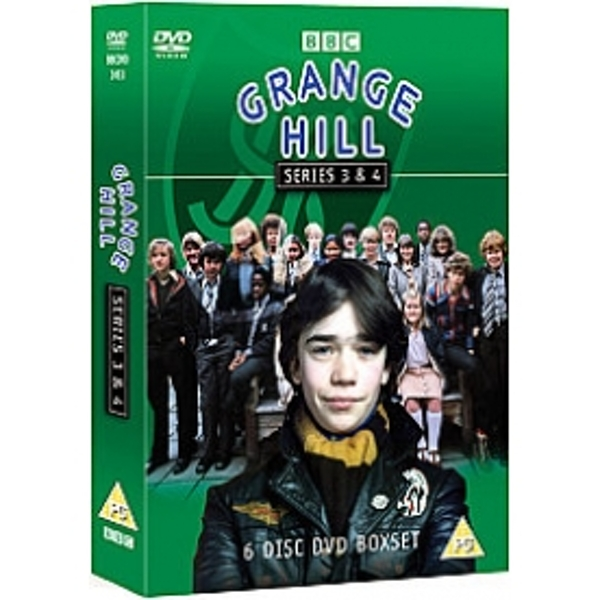 Grange Hill - Series 3 And 4 DVD