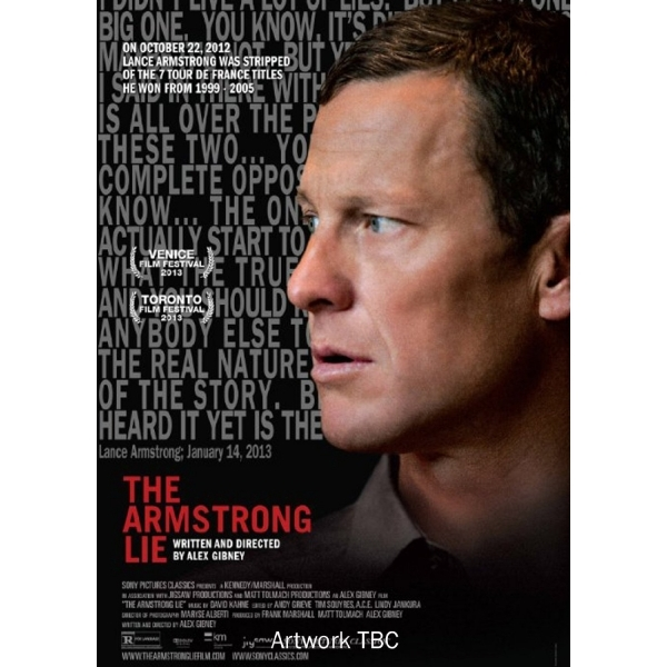 The Armstrong Lie DVD - Image 2