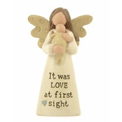 Angel Love at First Sight (Pack Of 4) Ornaments