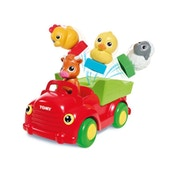 Tomy Toomies Sort n Pop Farmyard Friends