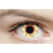 Blood Shot 3 Month Halloween Coloured Contact Lenses (MesmerEyez XtremeEyez)