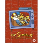 The Simpsons: Season 5 DVD